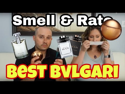 Best Bvlgari Fragrance: Smell & Rate