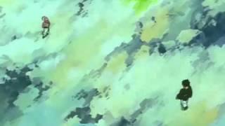Mr. Satan  - (Dragon Ball) - mr.satan esquiba los atakes de majin buu!