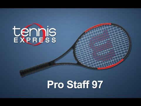Wilson Pro Staff 97 Tennis Racquet review | Tennis Express