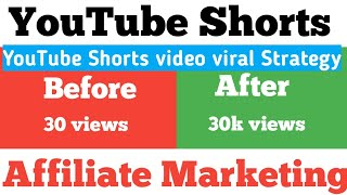 How To Make YouTube Shorts Videos Viral to Earn Affiliate Money
