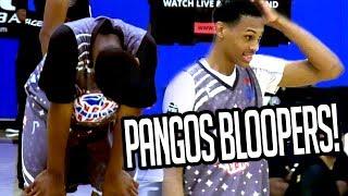 Pangos All-American 2017 BLOOPER REEL😂