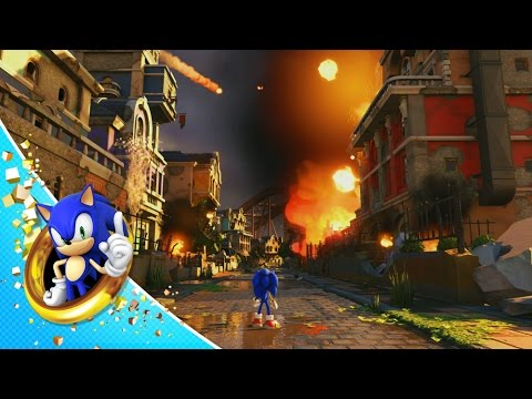Sonic Forces - First Modern Sonic Gameplay thumbnail