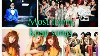 [Top 35] Most iconic kpop songs