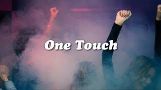 Jess Gylnne & Jax Jones   One Touch (Lyrics Video)
