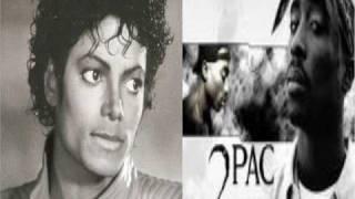 Michael Jackson feat 2Pac Liberian Girl/Letter 2 My Unborn Child