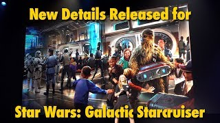 New Details and Concept Art Released for Star Wars: Galactic Starcruiser | D23 Expo 2019