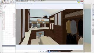 Home Designer 2015 - Custom Closet Design
