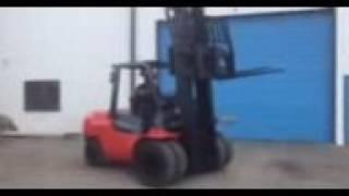 Toyota 10k Diesel Forklift