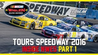 Inside NWES 2016 Tours Speedway part 1/2