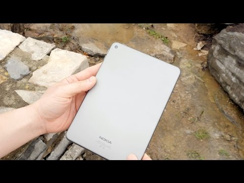 Nokia's First Android 5.0 Tablet: The Nokia N1 Unboxing and Hands On!