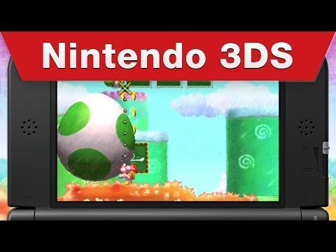Yoshi's New Island - It's a Shell of a Time Trailer