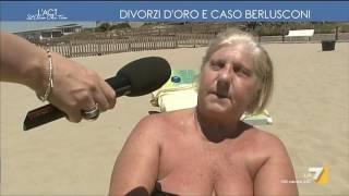 GOLD - USD - Divorzi d'oro e caso Berlusconi