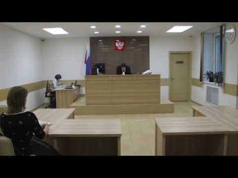 Аудиозапись из Судебного заседания АСГМ о выдаче исполнительного листа на решение третейского суда