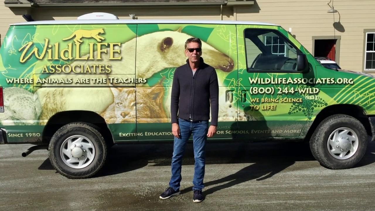 SunWork Installation for Wildlife Associates