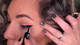 EYELINER / LINIA DE TUS #vlog01