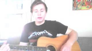 Angels and Airwaves - Moon As My Witness (Acoustic Cover)