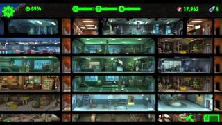 Fallout Shelter v. 1.6.1 - How to Find Mysterious Stranger