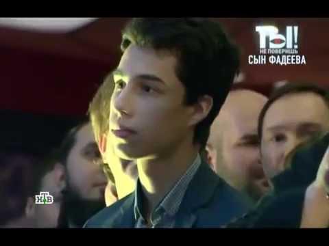 Макс Максим Фадеев впервые показывает своего сына Савва