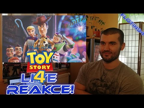 Toy Story 4 Official Trailer LIVE REACTION