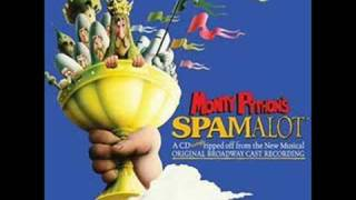 Spamalot part 10 (Always Look On The Bright Side Of Life)