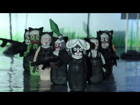 Hitman: Absolution's Weirdest Trailer Made Even Weirder With Claymation Cats
