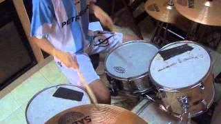 No Quiero Armas - Cidadão Quem (Drum cover)