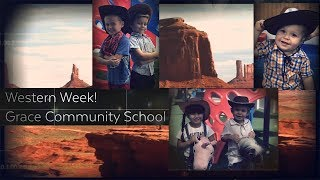 Western Week Cowboy And Cowgirl Dress Up Day August 2018