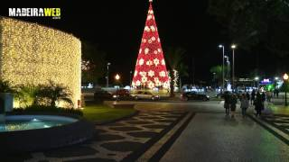 Christmas Lights in Funchal and surrounding areas 2016