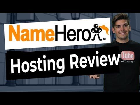 Namehero Hosting Review – A SpeedDemon Web Host?
