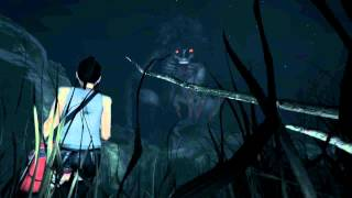 DreadOut - Hidden enemies: Kuntilanak, Young Genderuwo, Pocong on Motorcycle