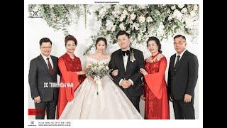 Áo dài trong ngày cưới hỏi | Áo Dài Đỗ Trịnh Hoài Nam