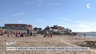 Wissant, une station balnéaire prisée de la Côte d'Opale.