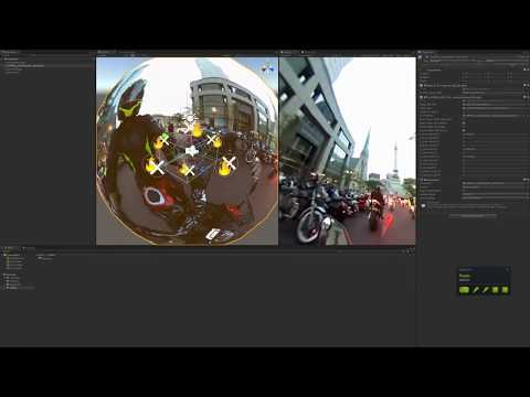 cy.PIPES 360-Video Unity Example (For SteamVR Systems)