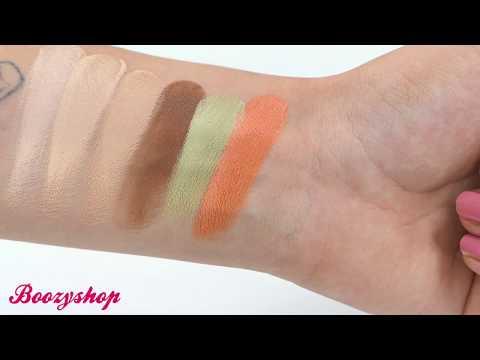 Makeup Studio Makeup Studio Concealerbox 6 kleuren 1