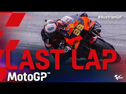 白熱のラストラップ動画 MotoGP 2021 第11戦オーストリアGP