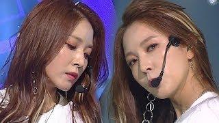 BoA(보아) - Irreversible(홧김에) @인기가요 Inkigayo 20181028