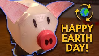 Celebrate Earth Day At UWM With Four Easy-To-Make Upcycled Crafts