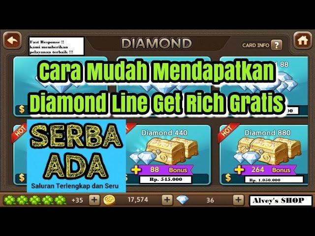 Cara-mudah-mendapatkan-diamond-line
