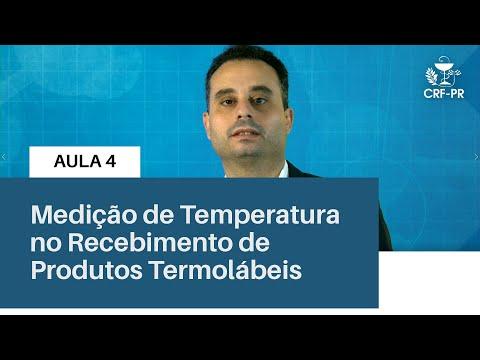 Medição de Temperatura - Aula 4