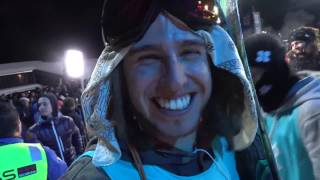 Made a behind the scenes edit from the Xgames Big Air in