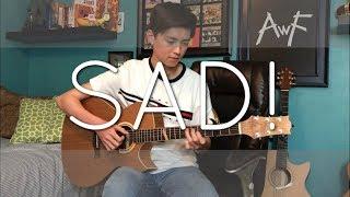 SAD!    XXXTENTACION   Cover (Fingerstyle Guitar)