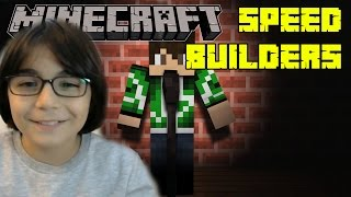 Minecraft Speed Builders Olmadımı Olmuyor - BKT