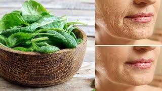 10 Anti Aging Lebensmittel zum Essen, wenn du über 40 Jahre alt bist!