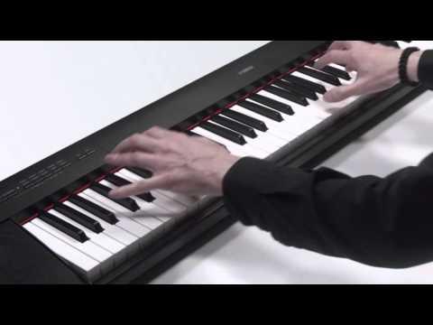 YAMAHA NP-32 B Přenosné digitální stage piano
