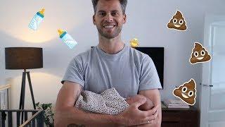Mijn eerste week als papa 💩  | #74 Jorg Ruis