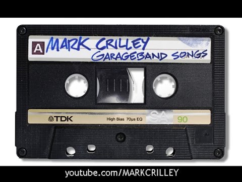 Mark Crilley GarageBand Music Vol. 1: Ten Songs, Back to Back [AUDIO ONLY]