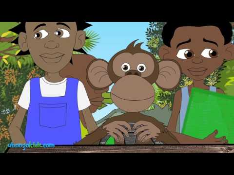 Ubongo Kids Sing-Along   The Mosquitoes Are Coming!   Edutainment Music Video