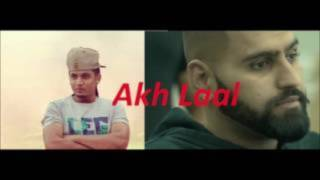 Red Eyes Akh Laal  A Kay  Elly Mangat  Official Audio Song  Latest Punjabi Songs 2016