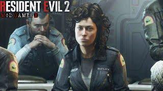 Resident Evil 2 RE Mod Ellen Ripley