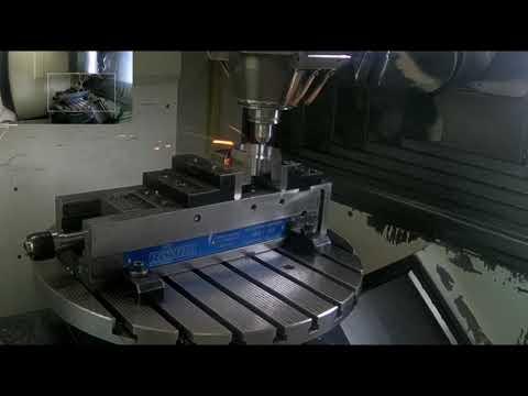 VHM-Hochleistungsfräsen im Walter Prototyp Entwicklungs-Labor - Protomax ST im Einsatz Vollnutfräsen